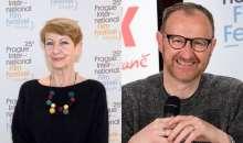 Mark Gatiss se rozpovídal o Sherlockovi, Daniela Kolářová vzpomínala na Obecnou školu