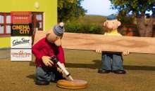 Dětské předpremiéry animáku Pat a Mat znovu v akci v Premiere Cinemas, Cinema City, CineStar a GAC