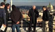 Druhý celovečerní film v režii Jiřího Mádla Na střeše se začne natáčet v srpnu