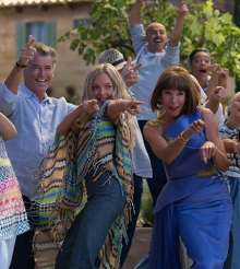 Recenze: Mamma Mia! Here We Go Again