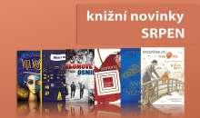 Dvanáct srpnových knižních novinek Albatros Media plných sportu, historie, pohádek, romantiky a napětí