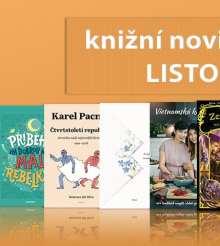 Připravte se s knižními listopadovými novinkami od Albatros Media na dlouhé zimní večery