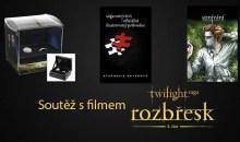 Vyhlášení vítězů soutěže Twilight saga: Rozbřesk – 2. část