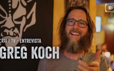 Entrevista a Greg Koch