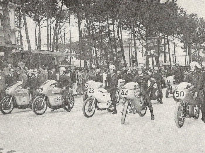 Era la Milano Marittima del circuito Lorenzo Seragnoli