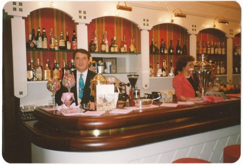 C'era un Harry's Bar anche a Milano Marittima