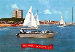 Milano Marittima anni '60