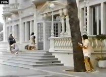L'ingresso del Grand Hotel