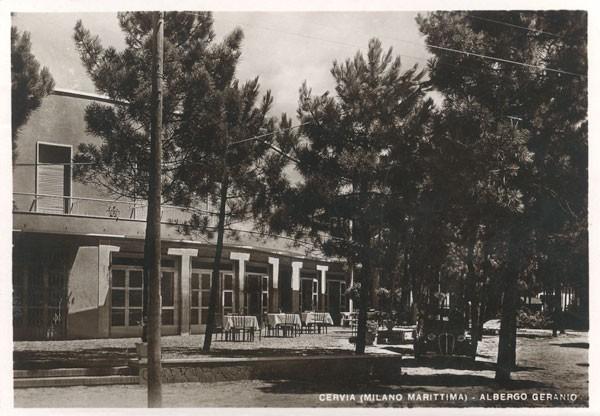 Hotel Geranio Principe - Settima Traversa, Fam. Nanni e Focaccia (oggi appartamenti)