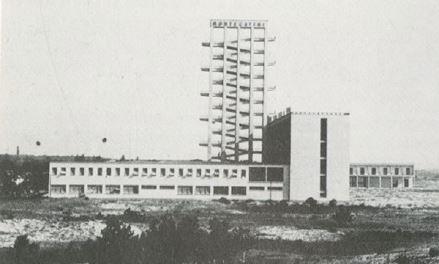 colonia montecatini 1940 milano marittima