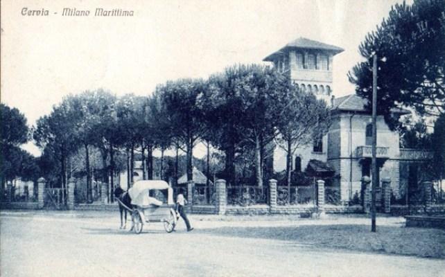 Milano Marittima poteva durare solo 50 anni - Il blog di Cervia e ...