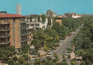 Viale 2 giugno negli anni 60/70