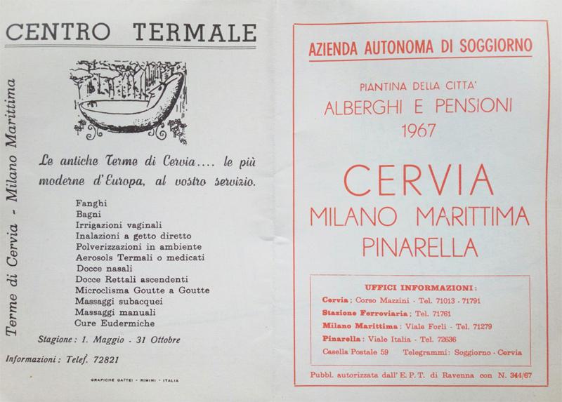 Hotel 1967 - Il blog di Cervia e Milano Marittima