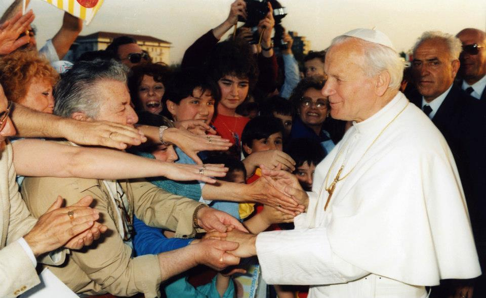 Amarcord il Papa a Cervia