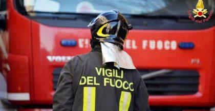 incendi in pineta a Cervia e Milano Marittima