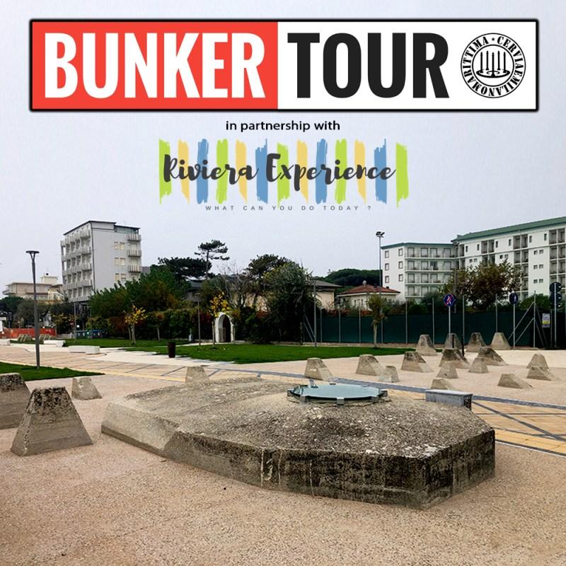 ripartono i bunker tour