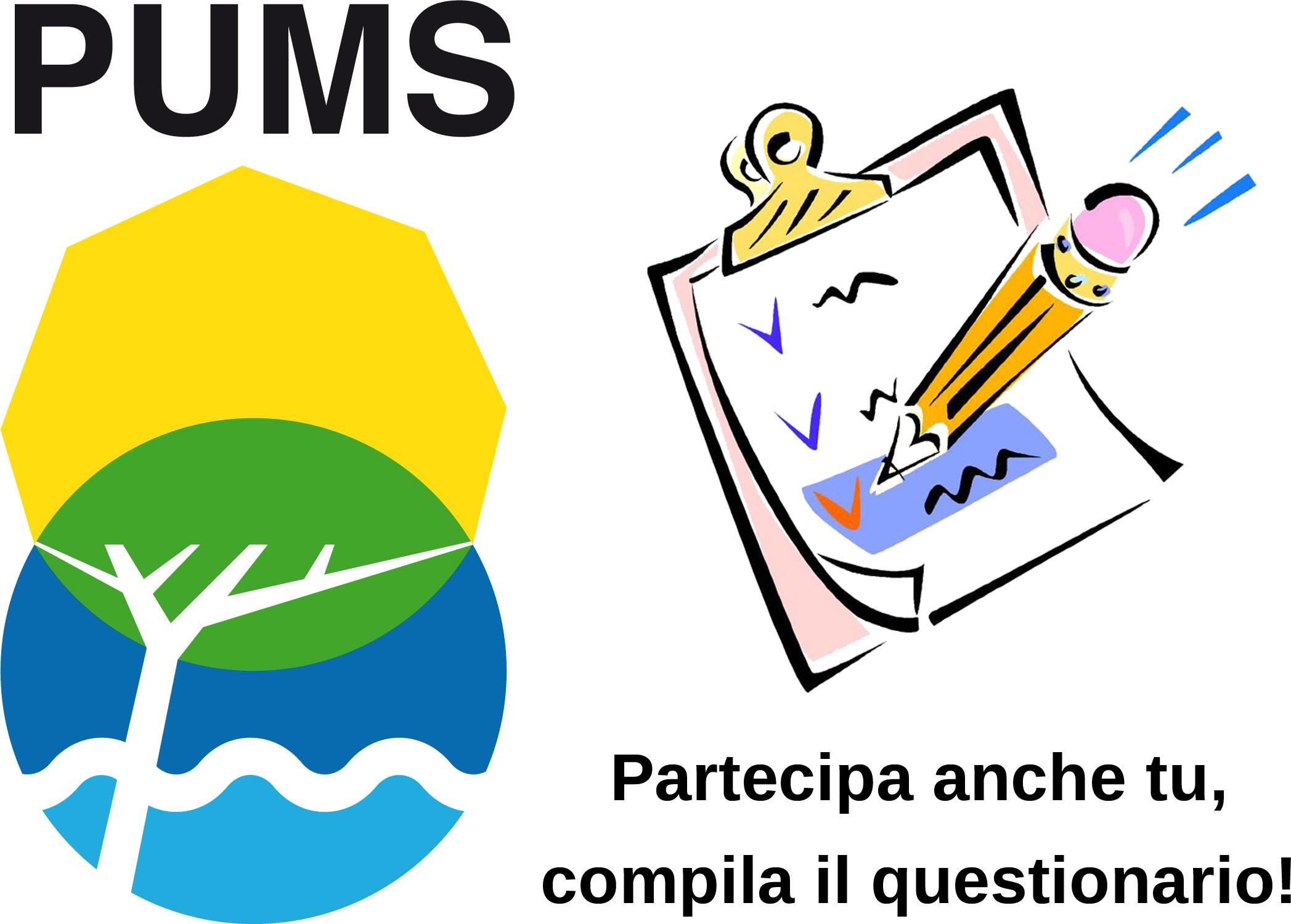 questionario PUMS comune cervia