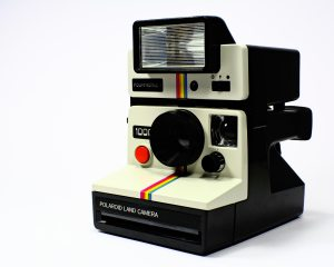 Vintage - Photo - Polaroid