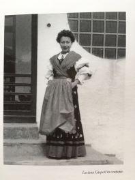 Costume Storico Cervinia - Gruppo Folkloristico Cervinia