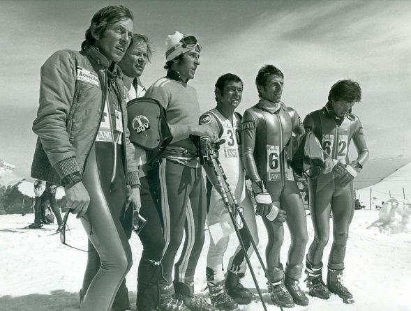 1973 - Vachet Hakkinen Rolando Toeni Di Marco Casse S. Casse Al