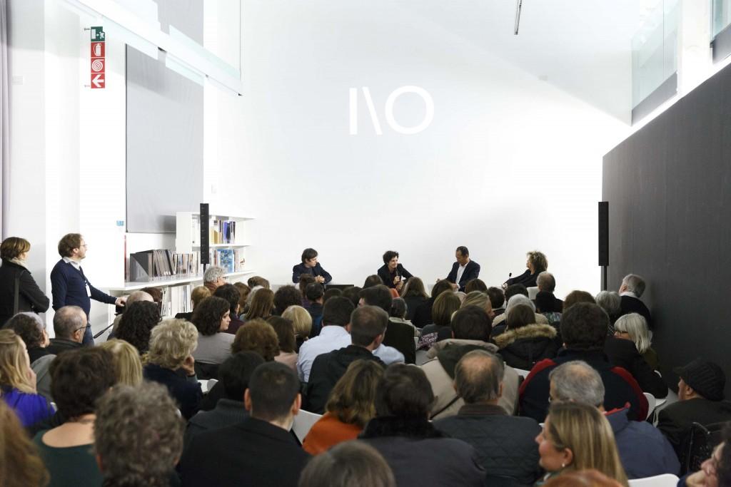 Roma, 19 11 2015 Museo MAXXI. Inaugurazione della mostra di César Meneghetti I/O_IO E' UN ALTRO. ©Musacchio & Ianniello