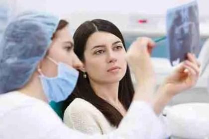 Planejamento do tratamento com a dentista