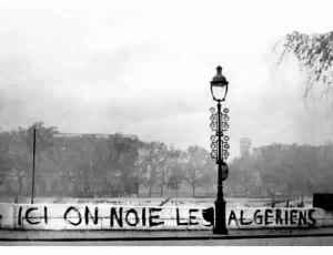 Affiche Paris (graffiti)