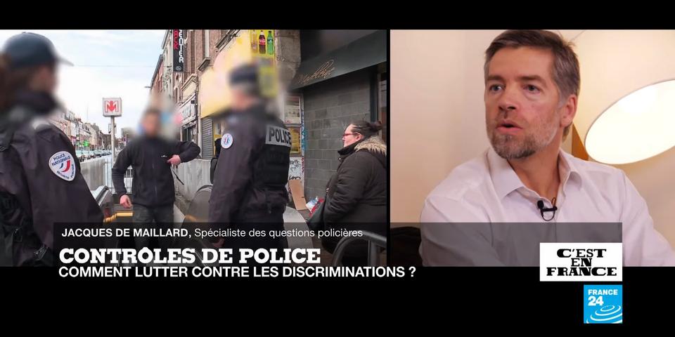 Entre les Français et la police, la crise de confiance s'accentue