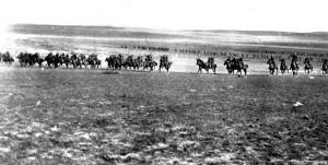 La Charge de l'Australian Light Infantry sur Beer Sheva, en 1917, qui ouvre la voie de Jérusalem