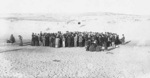 Tel Aviv en 1909