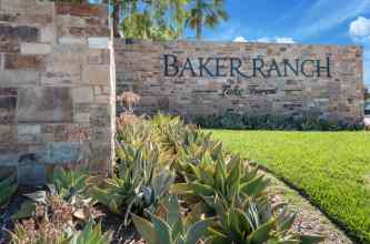 Baker Ranch community in Lake Forest CA