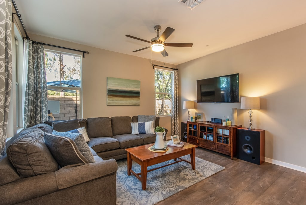 Living Room Lake Forest
