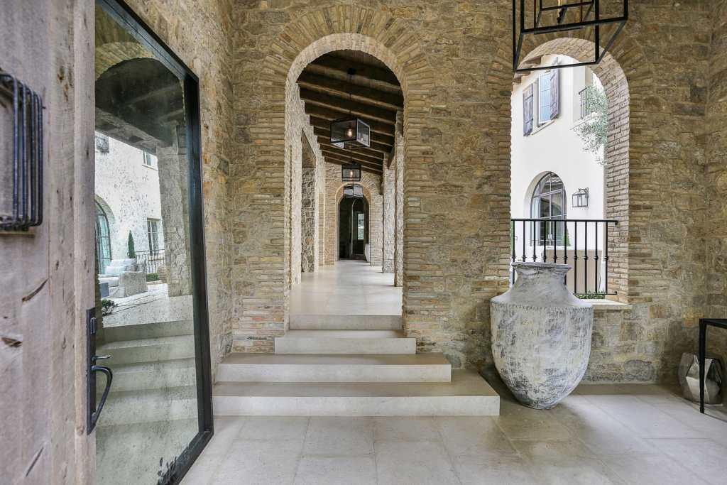 Stone Entry Irvine CA