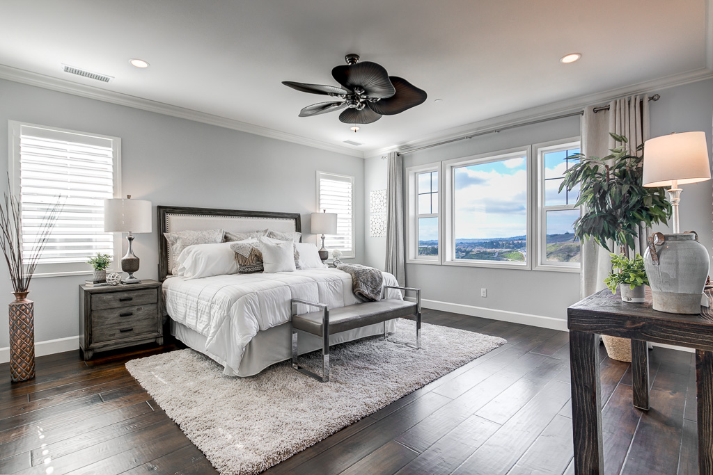 Master Bedroom Rancho Mission Viejo