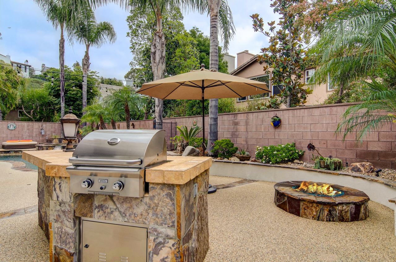 Fire Pit BBQ Ladera Ranch