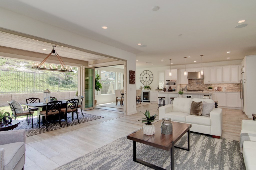 Living Area Rancho Mission Viejo