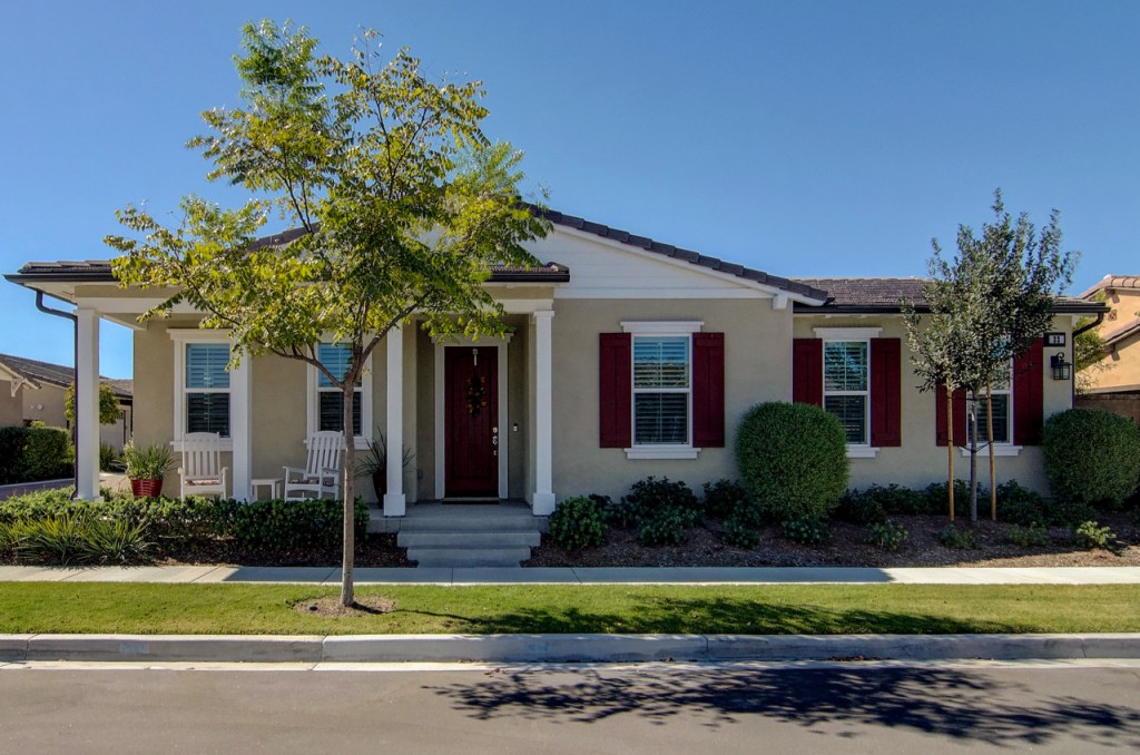 Front of Home Rancho Mission Viejo