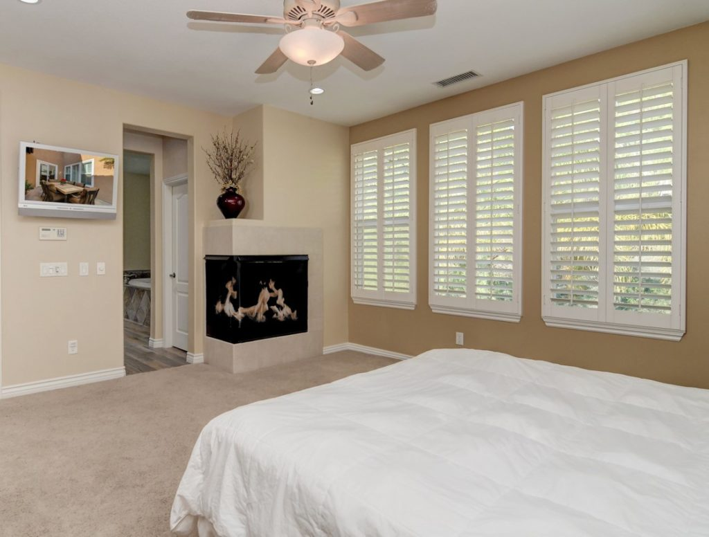 Master Bedroom Aliso Viejo