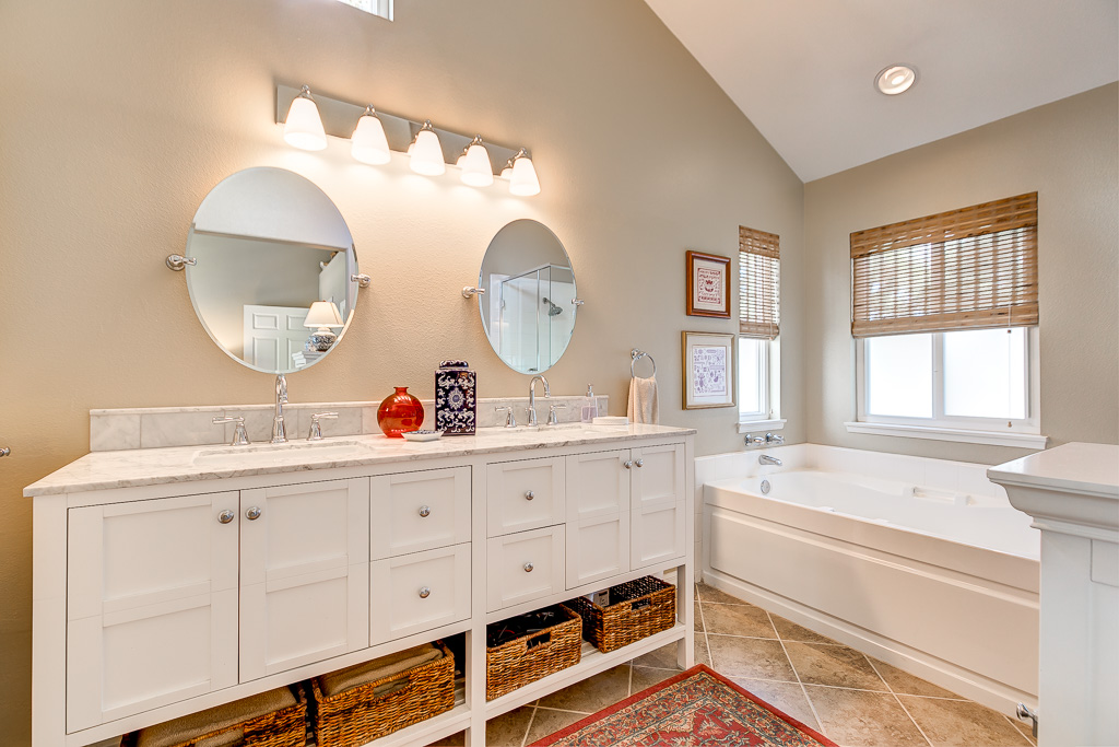 Master Bathroom Aliso Viejo
