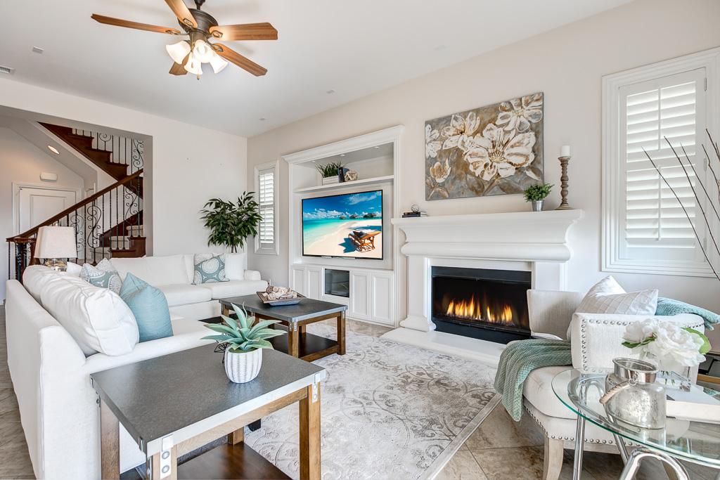 Yorba Linda Livingroom