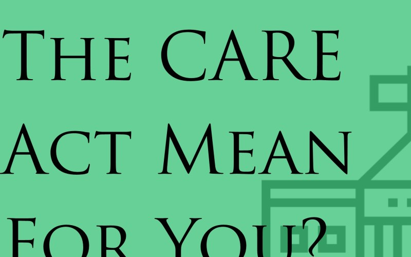 What CARES Act Means For you IMG