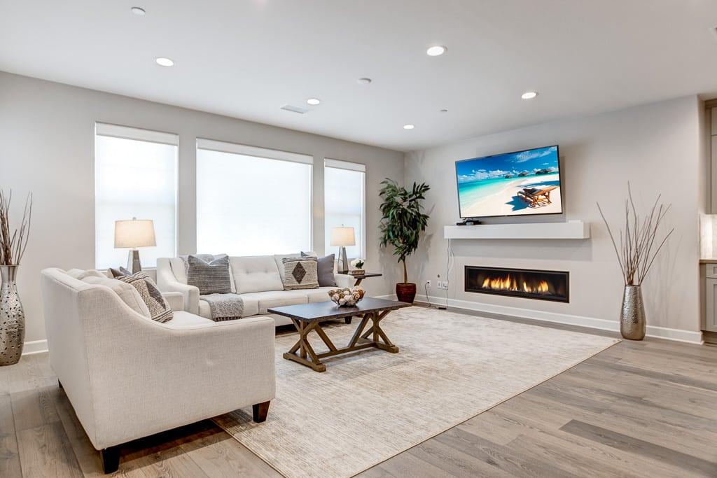 Living Room Santa Ana