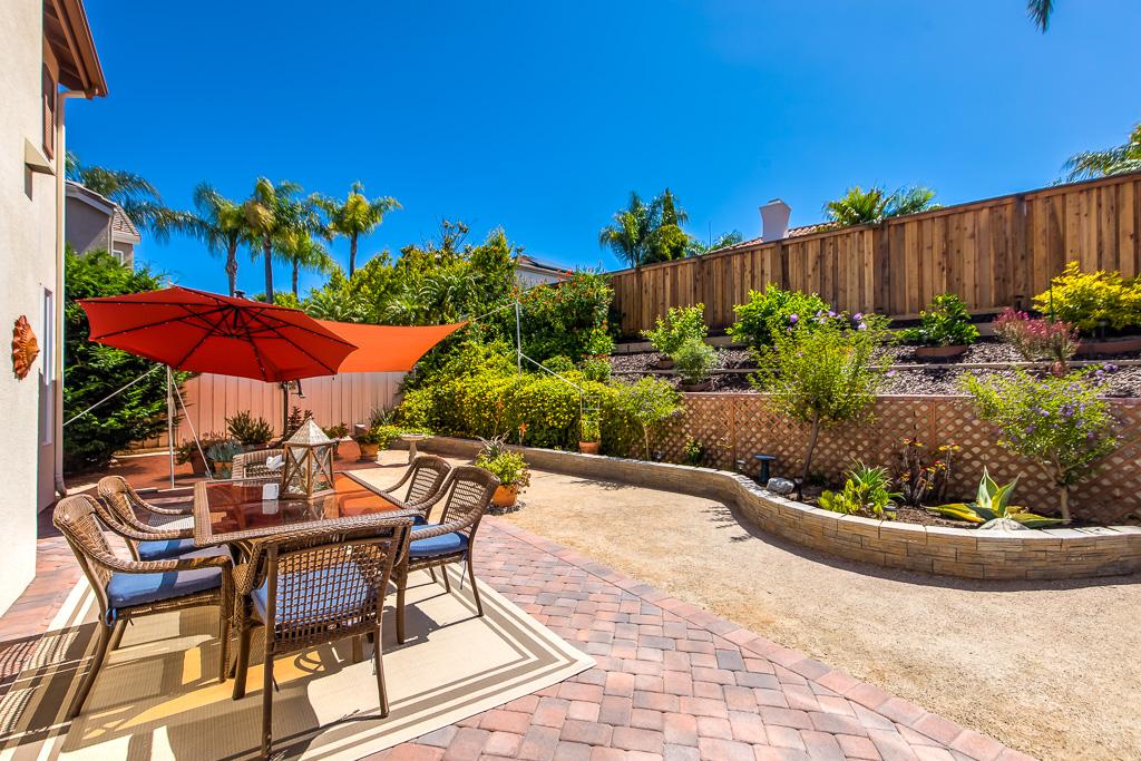 Backyard San Clemente