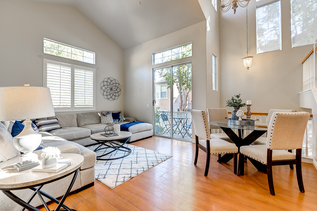 Dining and Living Room Ladera Ranch