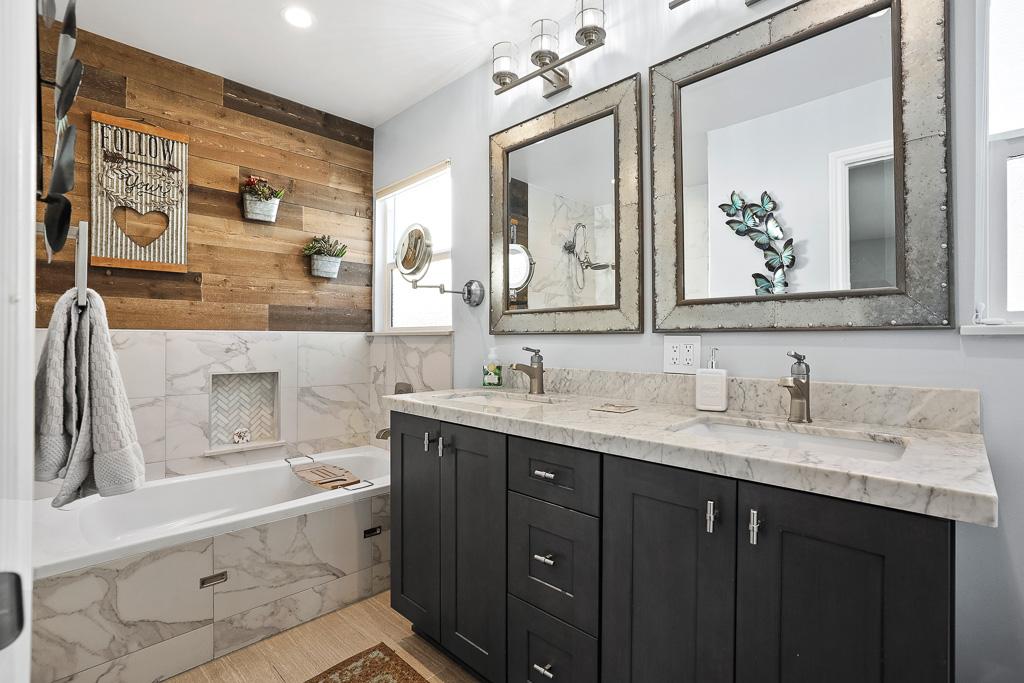 Master Bathroom Mission Viejo