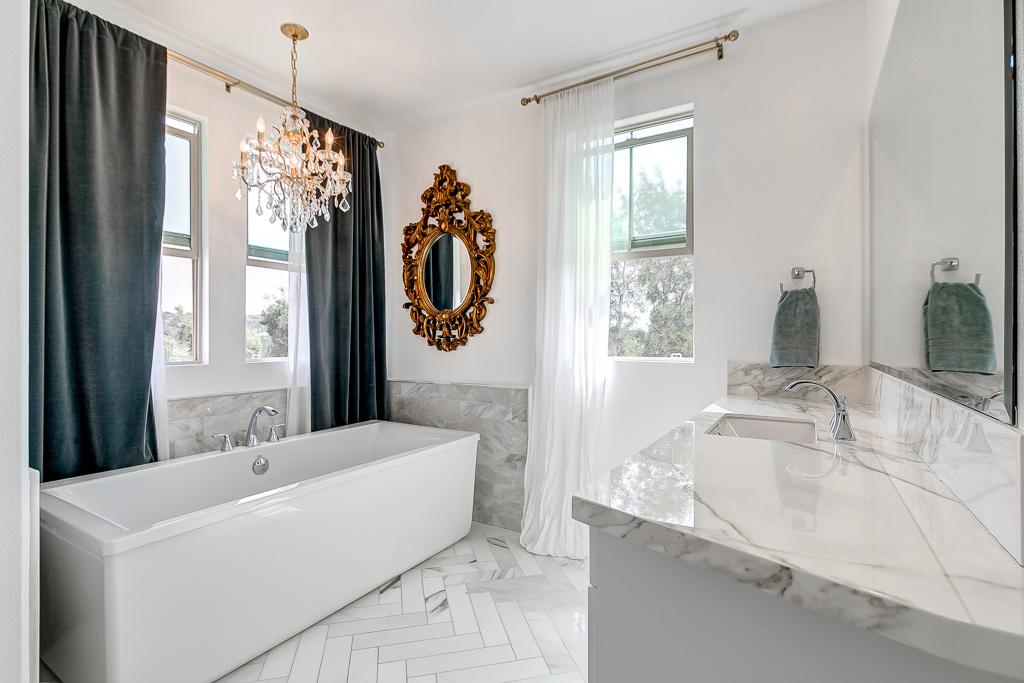 Master Bathroom Ladera Ranch