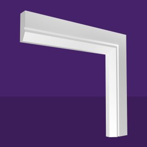 Single Splay & Single Square Groove Architrave
