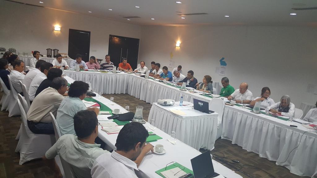 Segunda ronda de revisión del criterio para Organizaciones de Pequeños(as) Productores(as)