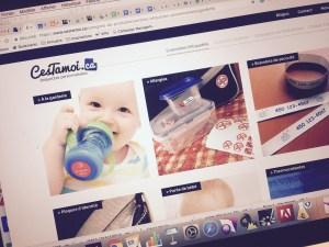 Nouveau site Internet cestamoi.ca - conception Esprits Libres