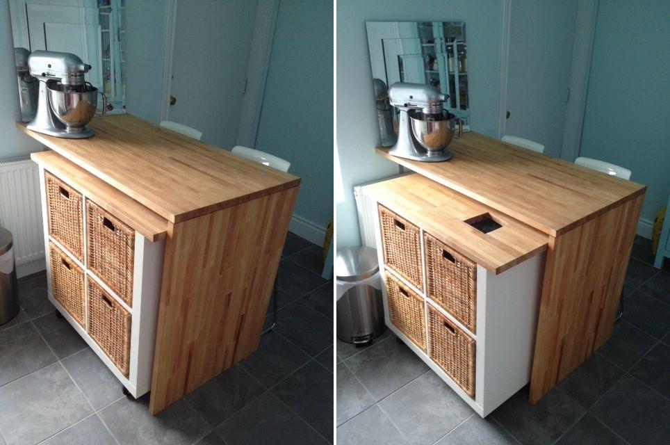 Transformations De Meubles Ikea Pour La Cuisine Cest